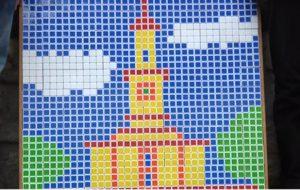кубик ратуша Івано-Франківськ