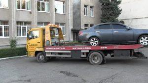 Калуш авто райрада