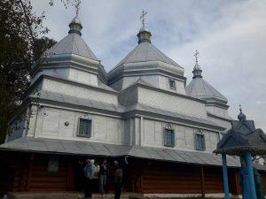 церква Рогиня