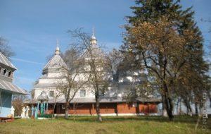 церква Острівець