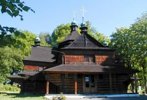 церква Коломия