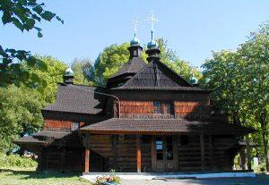 Благовіщенська церква Коломия