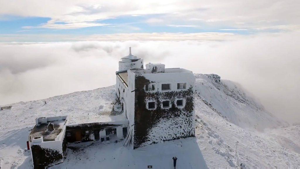 Піп Іван сніг