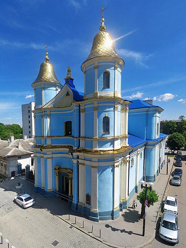 Івано-Франківськ, Вірменська церква