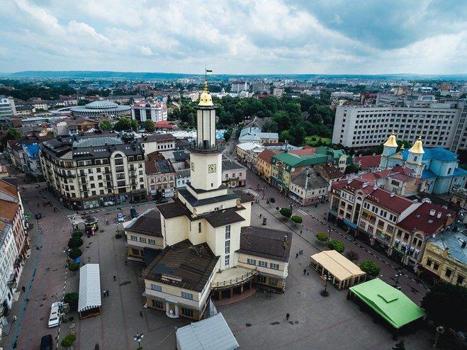 Ратуша, Івано-Франківськ
