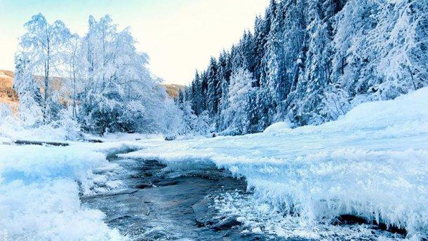 карпати зима