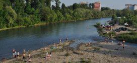 У Франківську облаштують дві відпочинкові пляжні зони