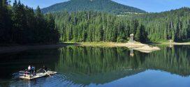 Озеро Синевир тимчасово закриють для туристів