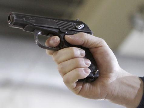 пістолет, стрілянина