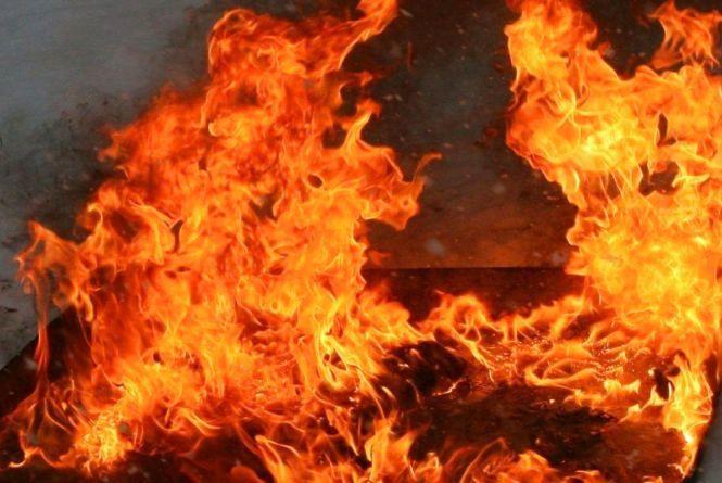 пожежа, вогонь