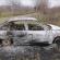 На Івано-Франківщині зловили трьох юнаків, які вкрали і спалили автомобіль (ФОТО)