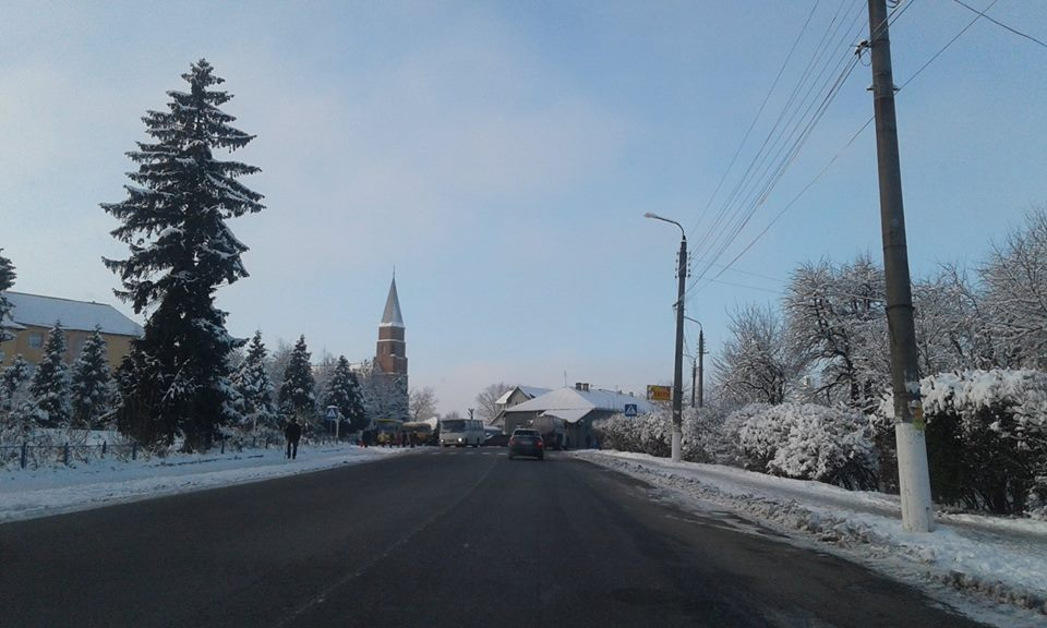 Н-10 Стрий - Мамалига (Коломийський район)