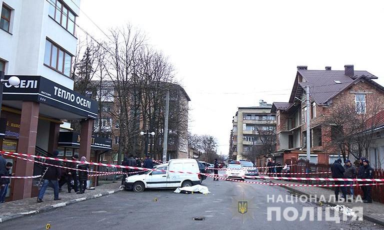 Івано-Франківськ, вбивство