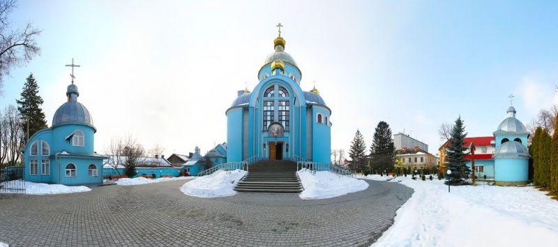 Коломия, церква