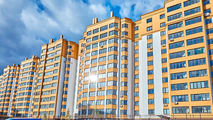 квартири, новобудова