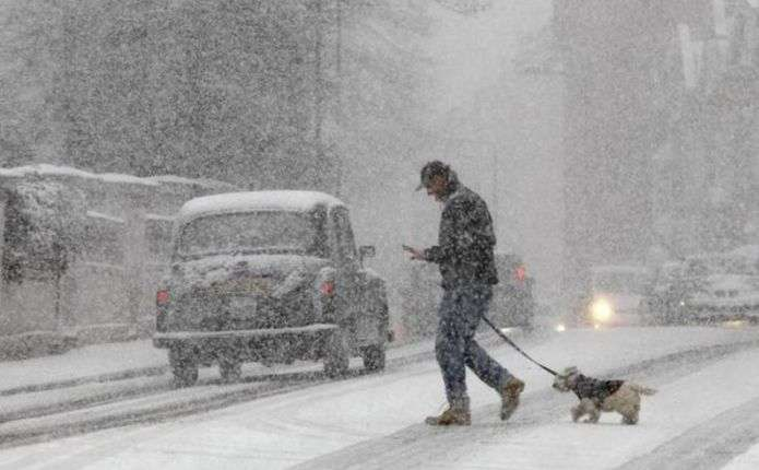 погода, зима