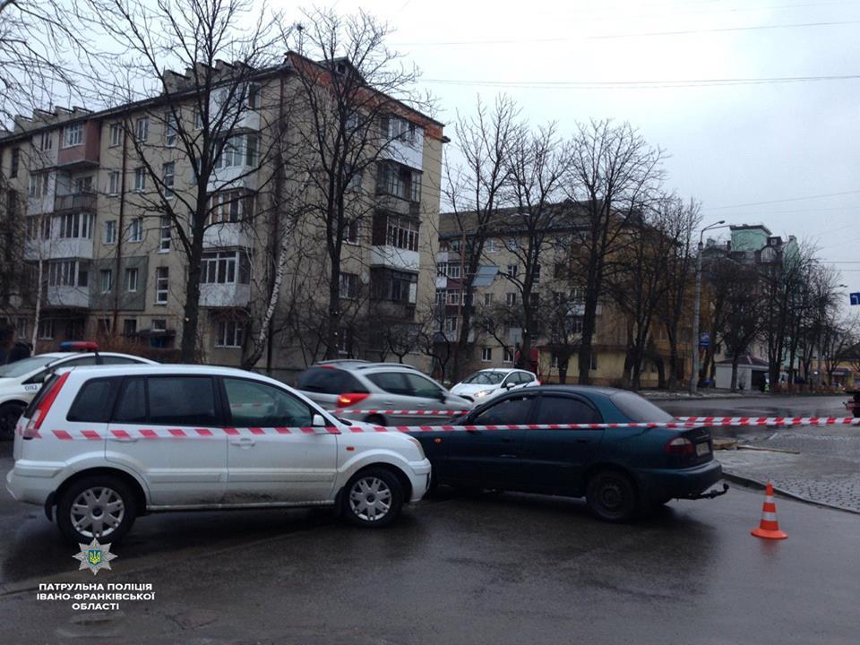 Франківськ, ДТП