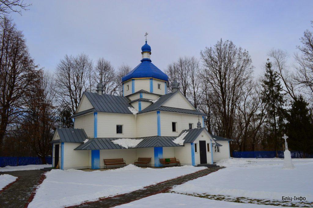 церква, Похівка