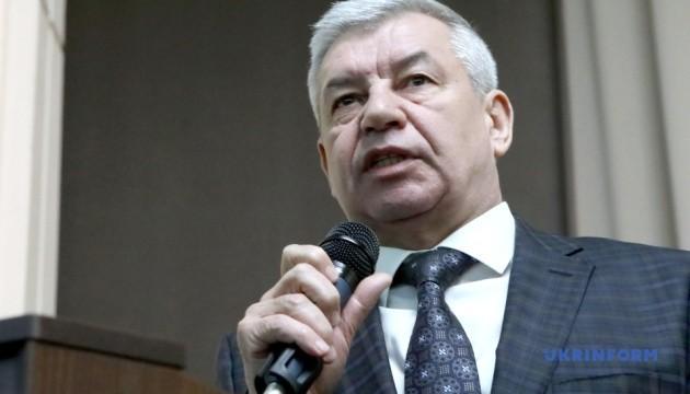 Михайло Ільницький