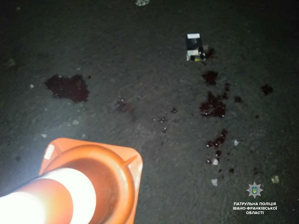 вбивство, Франківськ