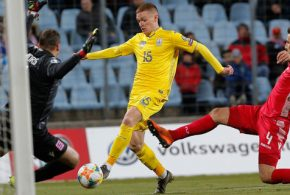 Збірна України здобула важку перемогу над Люксембургом (ВІДЕО)