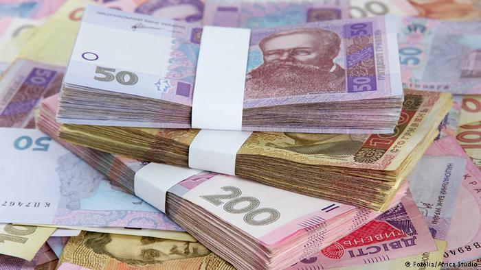 гроші, гривні