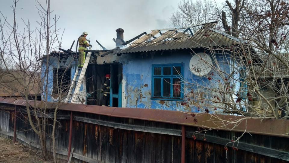 пожежа, Івано-Франківщина