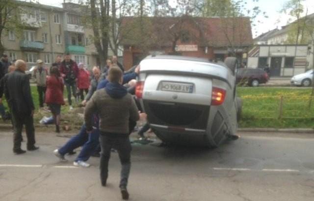 ДТП, Калуш