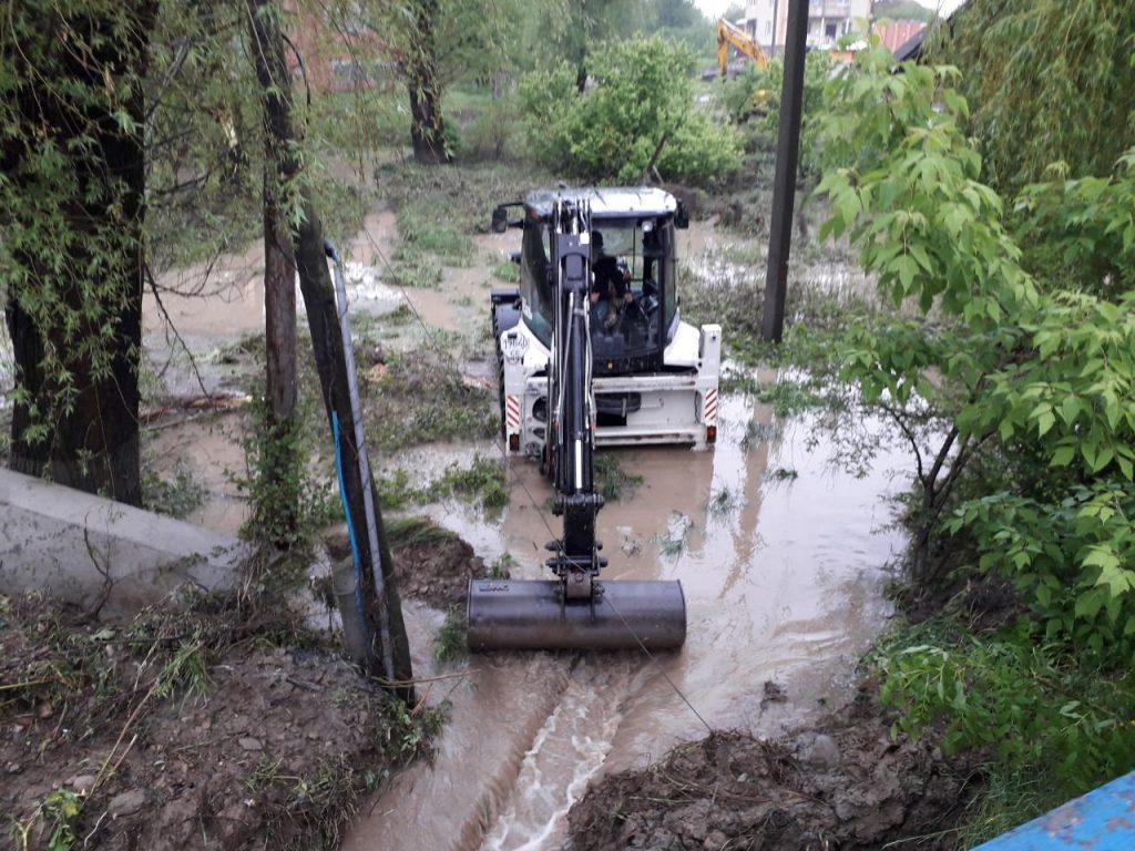 Від сильних опадів серйозно постраждали села Калуського району
