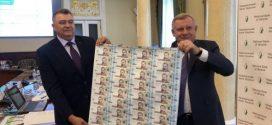 У жовтні в Україні вводять банкноту номіналом 1000 гривень