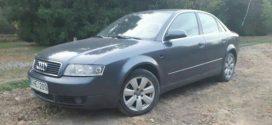 На Івано-Франківщині викрали автомобіль Audi A4 (ФОТО)