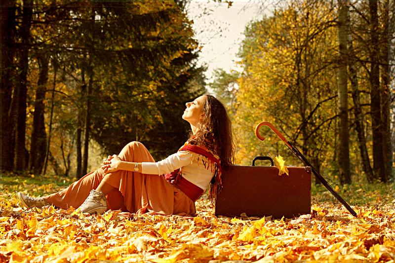 погода, Прикарпаття, жовтень