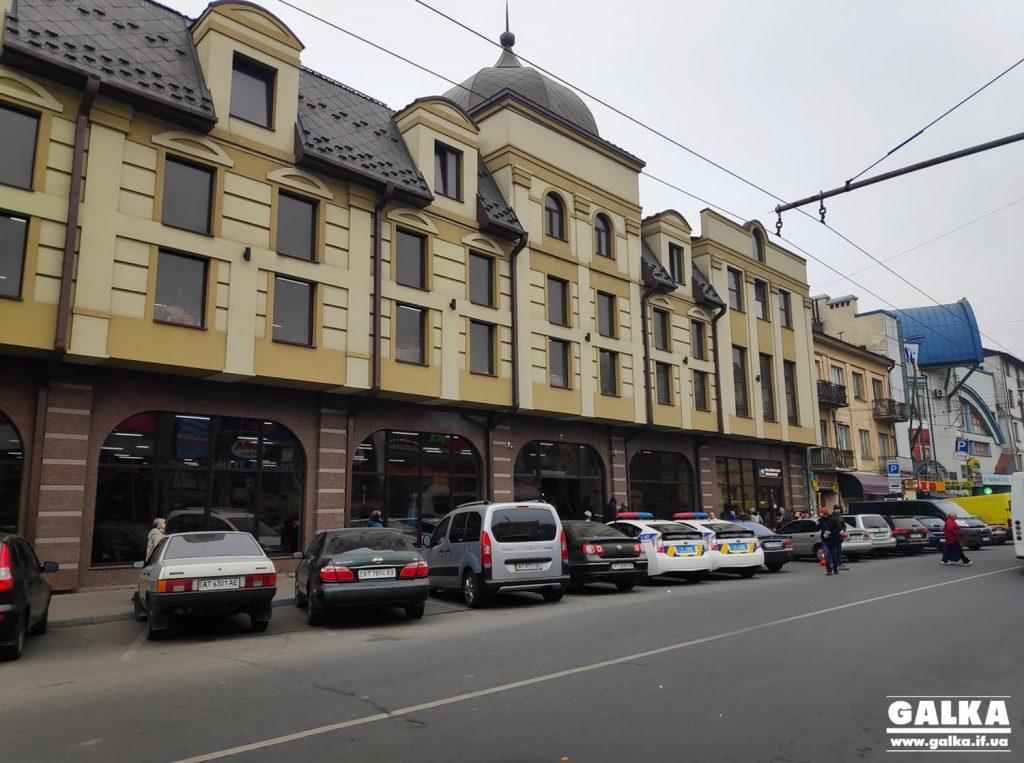 ринок, Франківськ