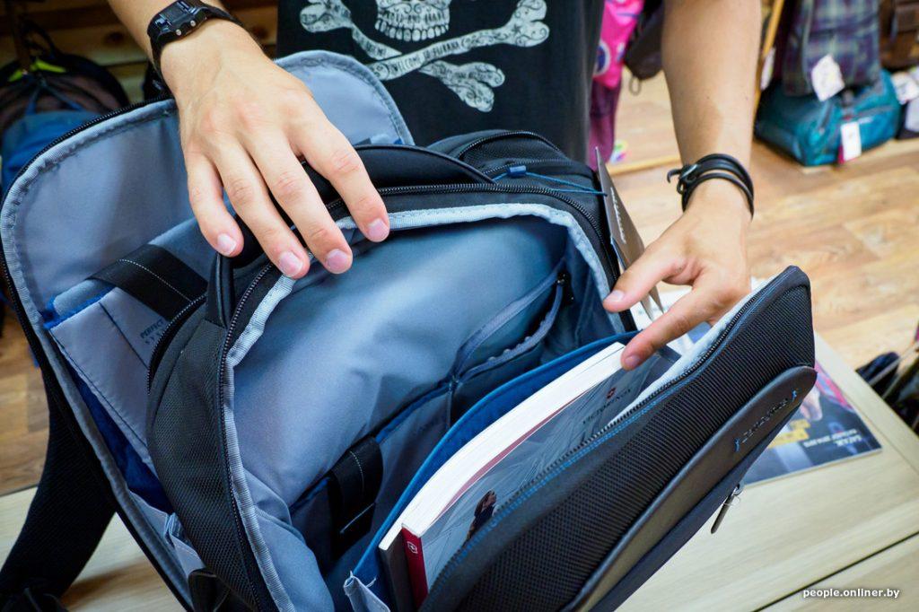рюкзак для бізнесменів