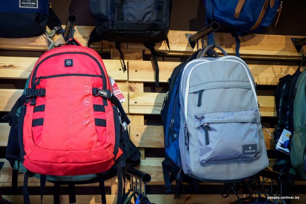 рюкзак для спортсменів