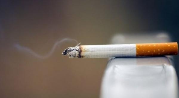 пожежа, цигарка