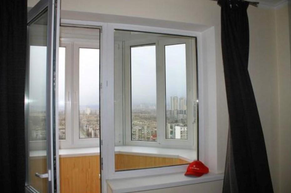 штори, вікна