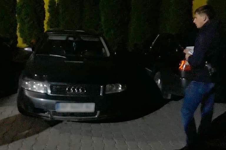 авто, крадіжка