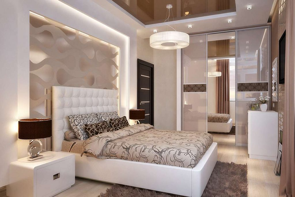 спальня Modern