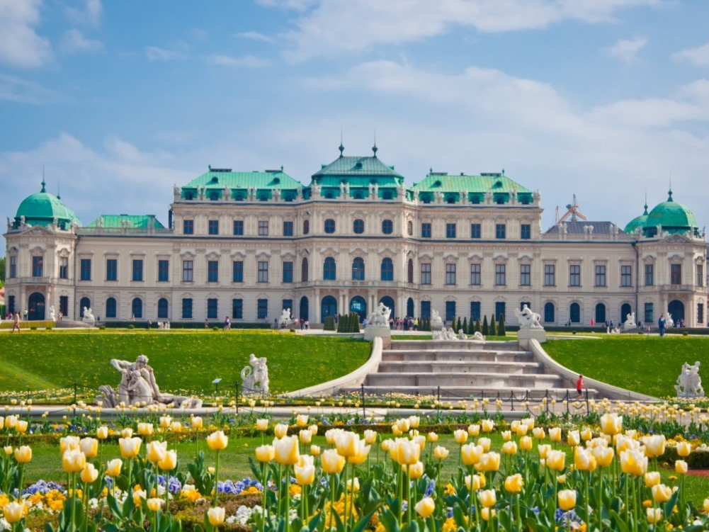 Бельведер, Відень