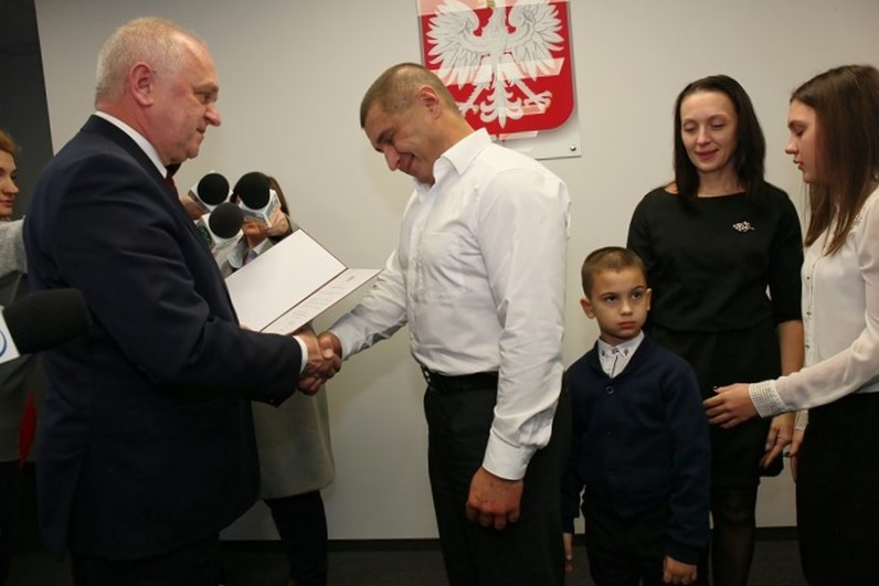 Андрій Сіровацький врятував чотирьох людей
