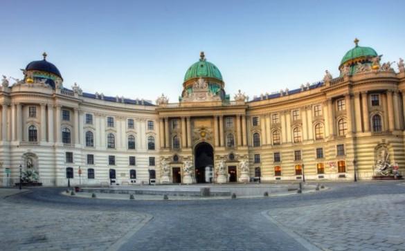 Хофбург, Відень