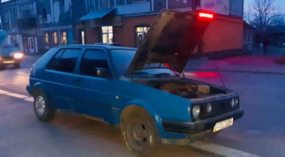 авто, крадіжка, Бурштин