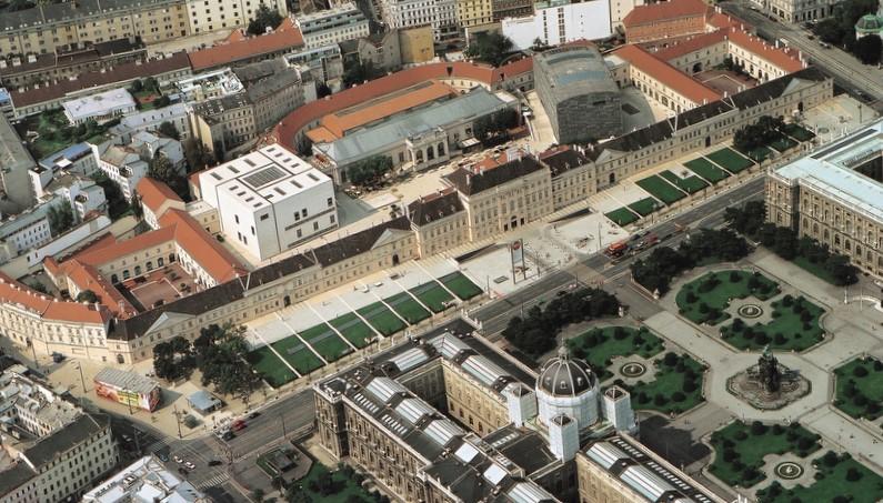 Музейний квартал, Відень