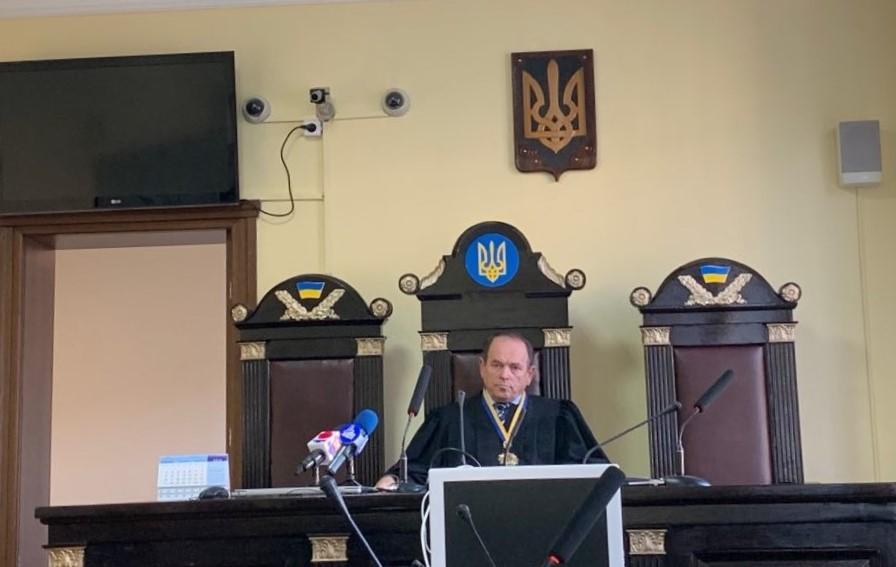 суддя Богдан Гриновецький