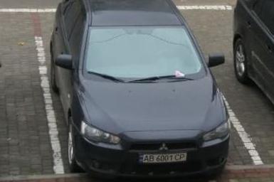 Бурштин, крадіжка авто
