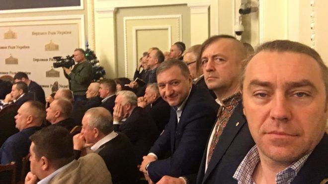 Кайда, Леонов і Мірошниченко