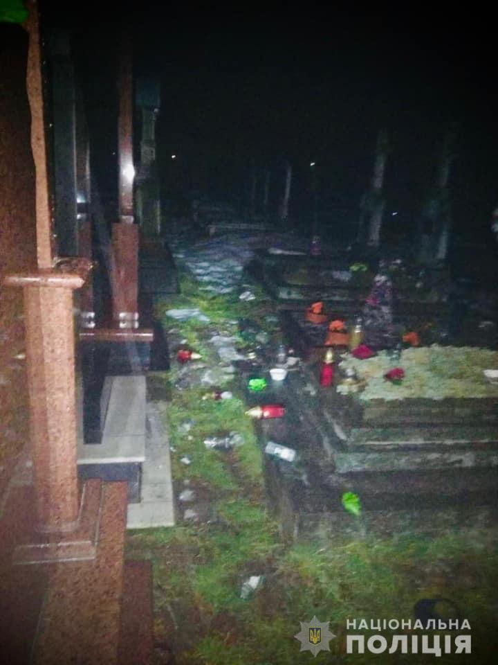 Вербіж цвинтар
