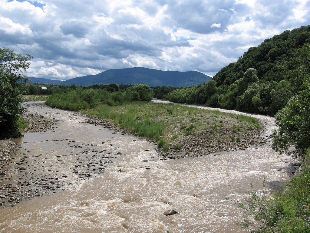 річка Свіча ГЕС