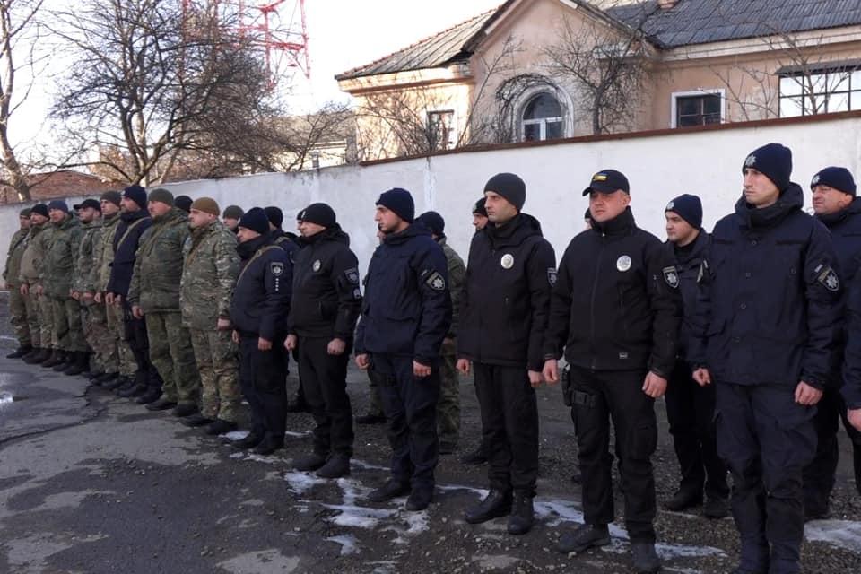 поліція Прикарпаття